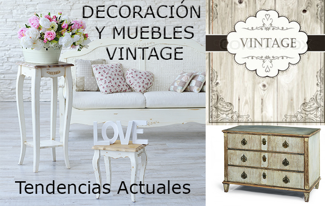 Muebles vintage stunning mueble vintage color cream for Muebles vintage chile