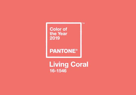 color pantone 2019