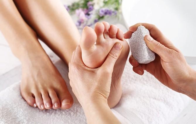 Como cuidar los pies para que luzcan perfectos