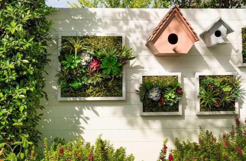 tendencias en jardines y jardineria-jardin vertical